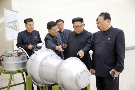 Il leader nordcoreano Kim Jong-un