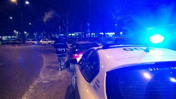 Controlli nella notte della polizia municipale (© Diario di Torino)