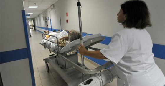 Infermieri all'ospedale