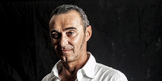 "Giuseppe Giacobazzi al Palasport Forum di Pordenone con lo spettacolo ""Io ci sarò"" (© Giacobazzi)"
