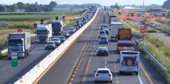 Autovie Venete: le previsioni del traffico per i prossimi giorni (© Autovie Venete)