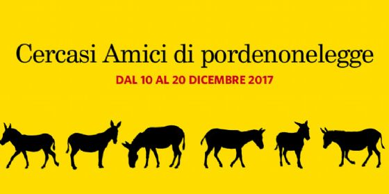 Pordenonelegge, a Natale torna l'appuntamento con il crowdfunding della Festa del Libro (© Fondazione Pordenonelegge)