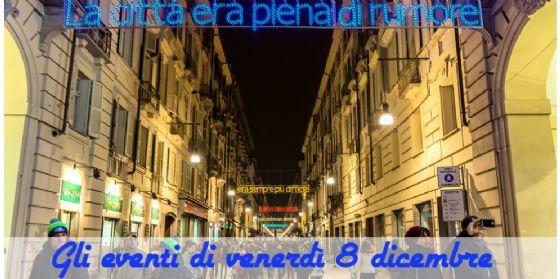 9 cose da fare venerdì 8 dicembre (© Eddy Galeotti - shutterstock.com)