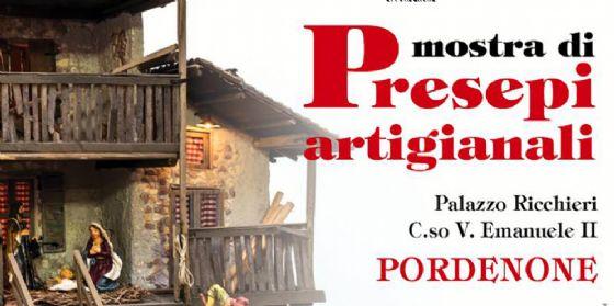 Mostra di Presepi Artigianali nell'ambito del #nataleapordenone (© Pro Loco Pordenone)
