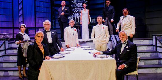 """""""Dieci piccoli indiani"""" di Agatha Christie con un cast eccezionale al Comunale di Cormons (© a.ArtistiAssociati Soc. Coop.)"""