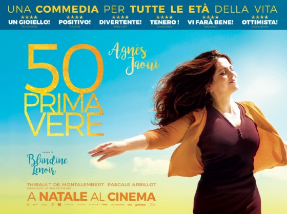 '50 Primavere' aggiudicati i biglietti dell'anteprima a Pordenone