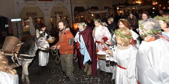 Natale a Pordenone: in piazza arriva Santa Lucia
