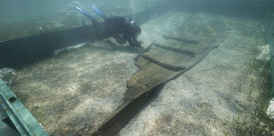 """Trieste: apre """"Nel mare dell'intimità. L'Archeologia subacquea racconta l'Adriatico"""" (© Ufficio stampa Mostra)"""