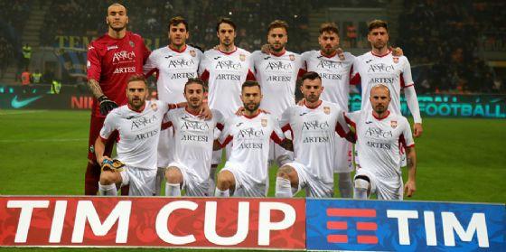 Pordenone orgoglio friulano, a San Siro una partita tra sogno e realtà (© Pordenone Calcio)