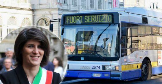 La sindaca di Torino rassicura i lavoratori del gruppo GTT