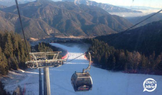 Secondo il Touring Club per le vacanze di Natale partirà il 65% degli italiani (© Diario di Udine)