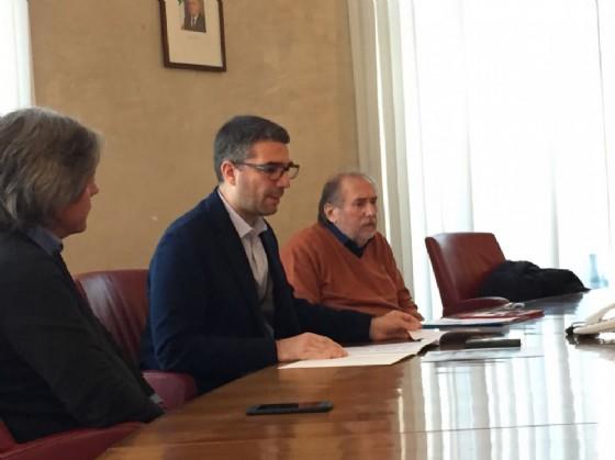 Conferenza stampa Comune di Trieste