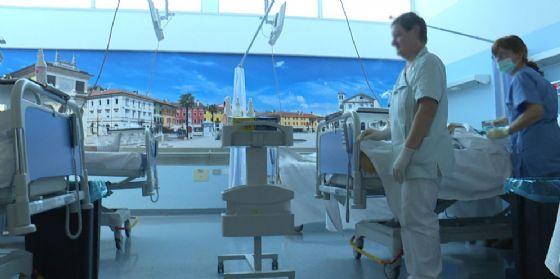 Nuova dialisi a Palmanova: al centro la persona (© Regione Friuli Venezia Giulia)