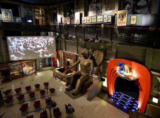 Record per il museo del Cinema