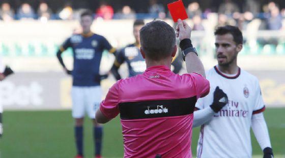 Squalificati Serie A: una giornata a Suso, Romagnoli e Vecino