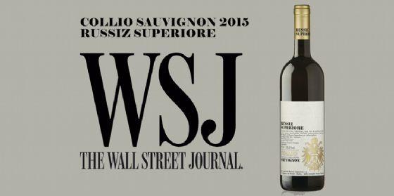 The Wall Steet Journal: Collio Sauvignon Russiz Superiore, l'unico italiano tra i migliori al mondo (© Villa Russiz)