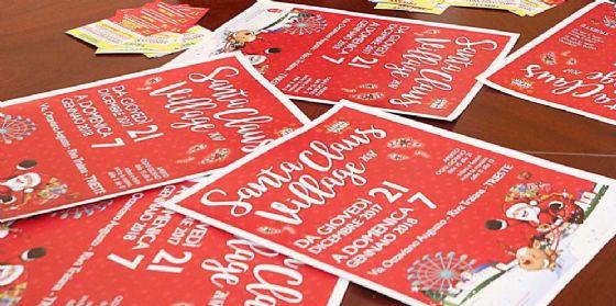 Arriva a Trieste 'Santa Claus Village' (© Comune di Trieste)