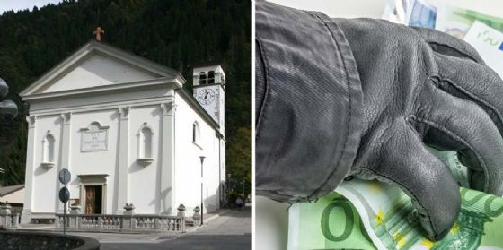Arta Terme: sparite le offerte dalla chiesa