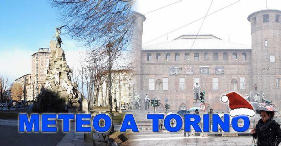 Meteo a Torino, le previsioni a Natale