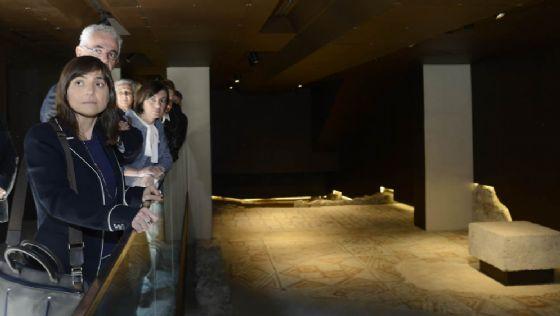 Accordo con il Mibact per nuovi beni alla Fondazione Aquileia (© Regione Friuli Venezia Giulia)