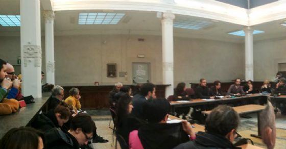 Commissione in Comune del 21 dicembre