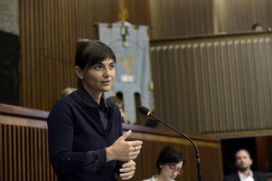 La lotta contro la denatalità di Debora Serracchiani (© Regione Friuli Venezia Giulia)