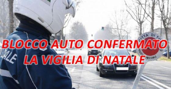 Blocco Diesel Euro 4 domenica 24 dicembre