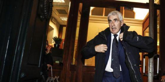 Pier Ferdinando Casini, presidente della commissione parlamentare sulle banche