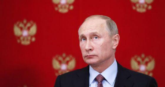 Il presidene russo, Vladimir Putin