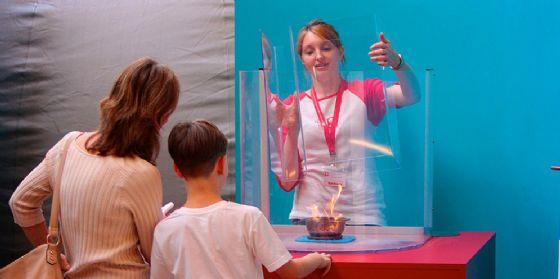 Il primo dell'anno con la scienza, all'Immaginario Scientifico di Pordenone (© Science Centre Immaginario Scientifico)
