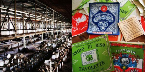 Archeologia industriale: 4,8 milioni per recupero dell'Amideria Chiozza (© Amideria Chiozza)