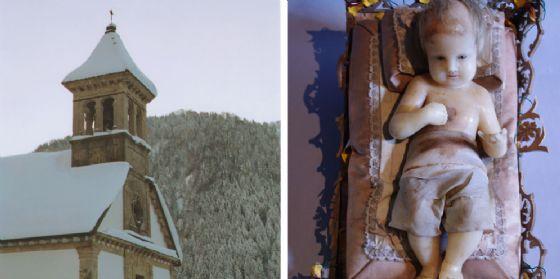 Ravascletto: Natale con i 'Krumer' della Valle dei Mòcheni