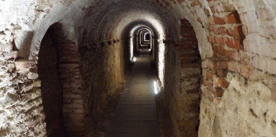 Palmanova: le gallerie di Contromina 'si rifanno il look', al via con i tour guidati
