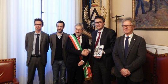 Tim e Comune di Udine: fibra ottica anche a Godia e Beivars, cablata tutta la città (© Comune Udine)