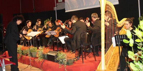 Concerto di Capodanno con la Gorizia Guitar Orchestra (© Associazione Culturale Casa delle Arti di Gorizia)