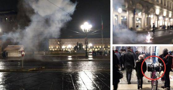 La situazione a Capodanno a Torino