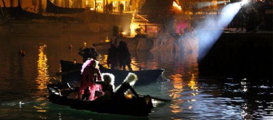 Grado: arrivano le Varvuole, le streghe del mare (© Comune Grado)