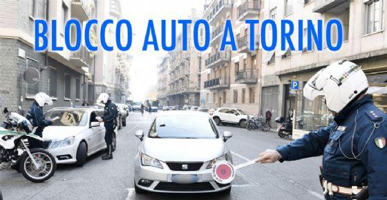 Blocco auto giovedì 4 gennaio (© Diario di Torino)