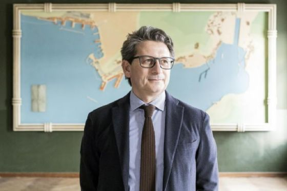 Porti, D'Agostino: «Con Di Maio giudizio positivo su riforma Delrio» (© ANSA)