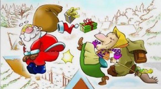 Torna a Pordenone la 'Corsa dei Babbo Natale e delle Befane' (© Comune di Pordenone)