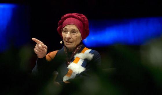 Il simbolo di Centro democratico a Emma Bonino