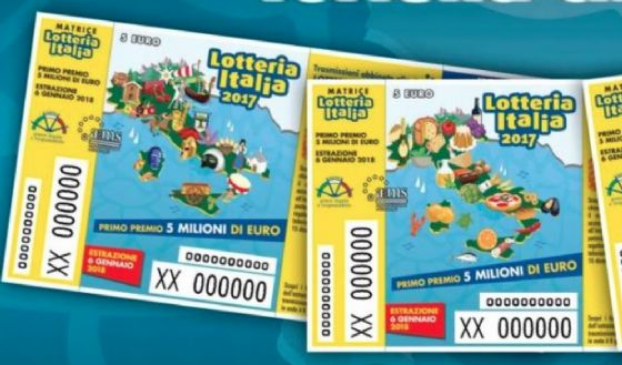Riproduzione di un biglietto (© Diario di Biella)