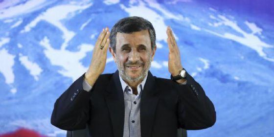 L'ex Presidente iraniano, Mahmud Ahmadinejad