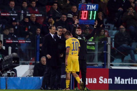 Dybala prova il recupero. Nel mirino il Tottenham, ma contro la Fiorentina…