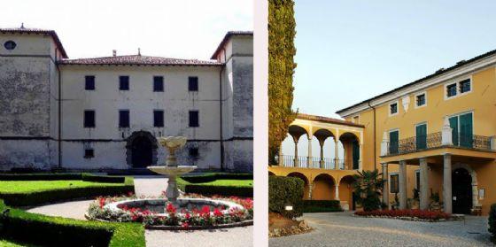 Due visite guidate congiunte per scoprire Palazzo Coronini e il Castello di Kromberk