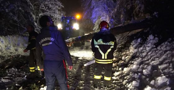 Sestriere, strade bloccate: donna muore in ambulanza
