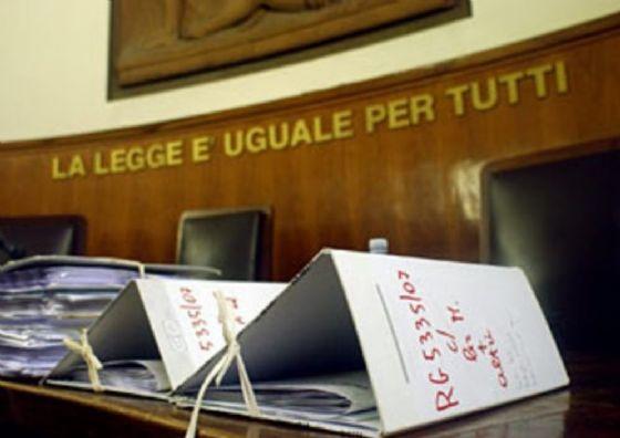 Aula di un tribunale (© Diario di Biella)