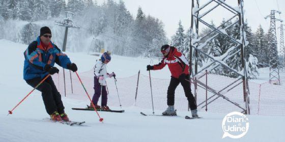 Stagione dello sci, inizio con il botto: +119% di primi ingressi