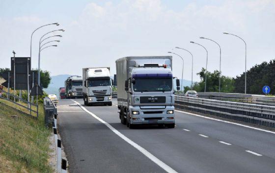 Confartigianato trasporti Fvg: «Aziende in affanno per il caro autostrada. Aumenti anche del 52%» (© Autovie Venete)
