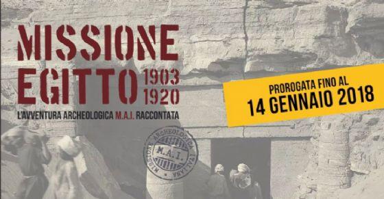 Domani ultimo giorno per la mostra (© Museo Egizio)